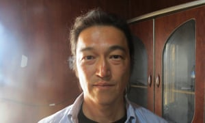 Japanese journalist Kenji Goto, 47, was captured by Isis in October after travelling to Syria to try to win another hostage's release.