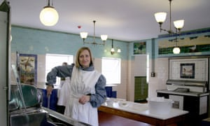 Recent developments at Beamish include Davy's Coal Fired Fish and Chip Shop