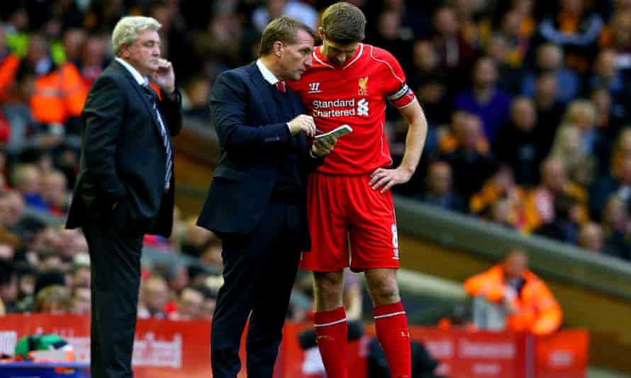 Brendan Rodgers has said Liverpool must spend to replace Steven Gerrard.