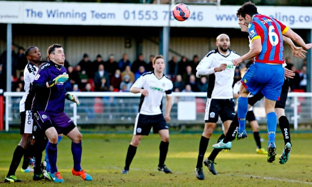 Video: Dover Athletic vs Crystal Palace