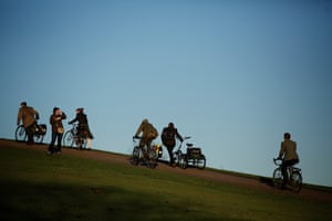 January Tweed Ride