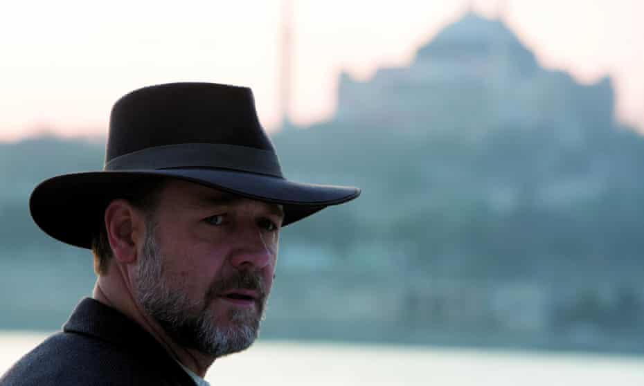 Russell Crowe in The Water Diviner.