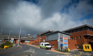 Tameside General Hospital, run by Tameside Hospital NHS Foundation Trust