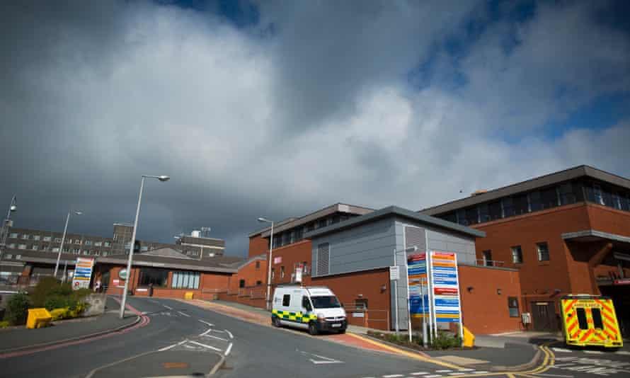 Tameside General Hospital, run by Tameside Hospital NHS Foundation Trust