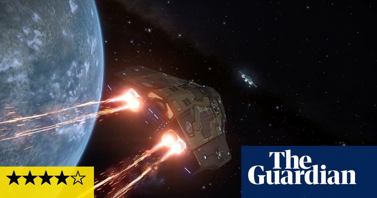 Elite: Dangerous review – vast, beautiful and intimidating