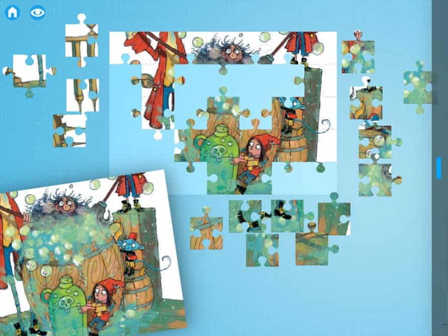 Nosy Crow Jigsaws uses in-app purchases in a parent-friendly way.