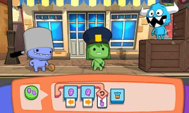The Foos and other apps are aiming to engage kids in 2015.