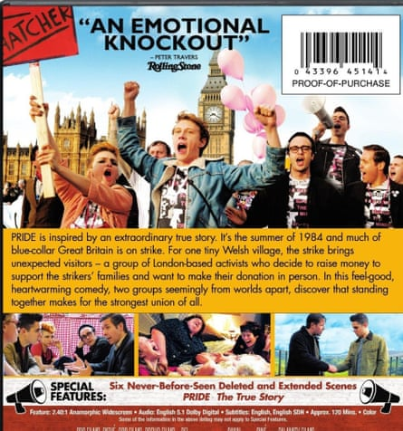 US Pride DVD cover