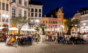 Grand Place, Mons, Belgium