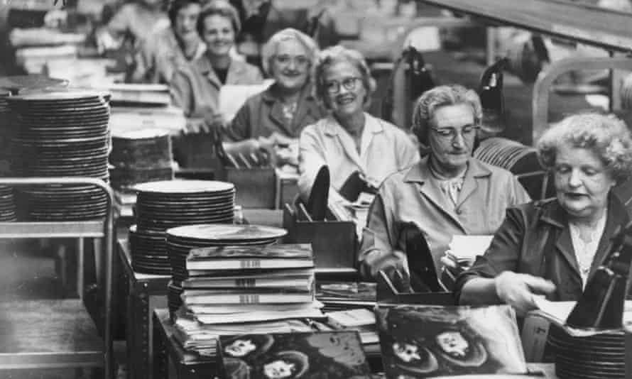 working-class women