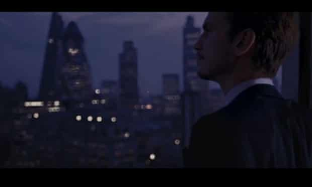 A still from Redrow's ad, which has been removed from the web