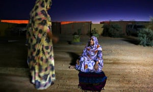 western sahara refugees