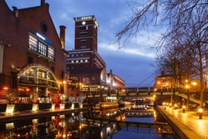 Let S Go To Birmingham Travel The Guardian