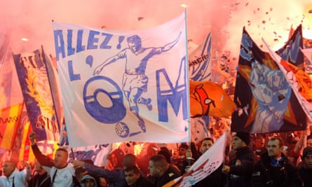 Marseille supporters play a major role in the running of the club with five official groups of ultras wield significant influence.