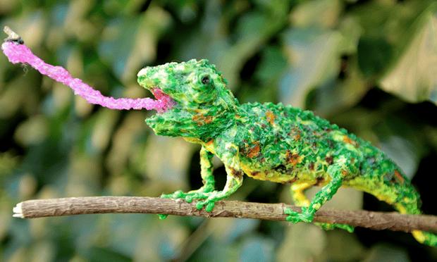 lizard 3doodle