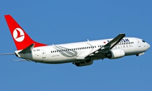 Turkish Airlines was the last foreign carrier still flying to and from Libya