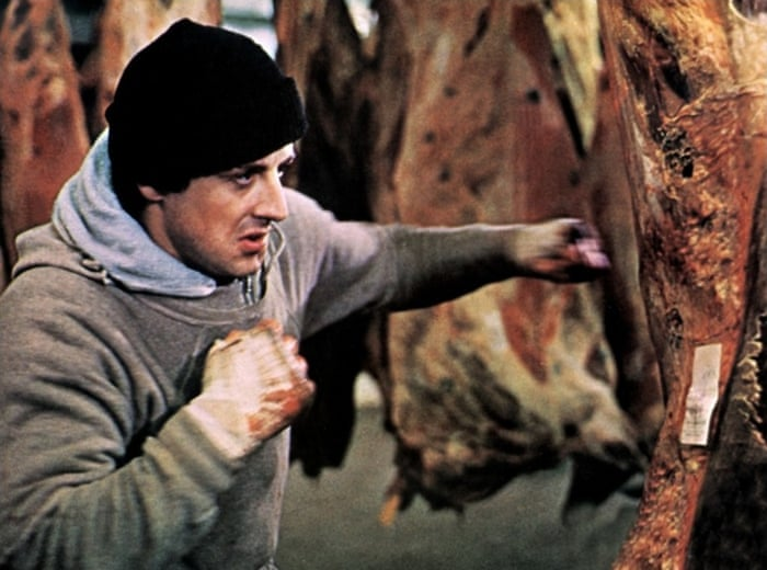 The 10 best: film workout scenes   Culture   The Guardian