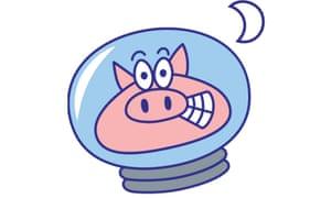 Moonpig's logo.