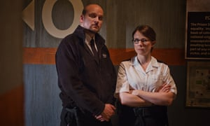Ricky Champ and Cariad Lloyd in Crims