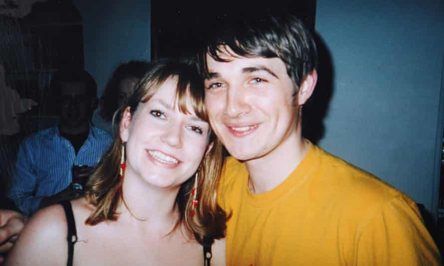 Kate and Billy in 2004.