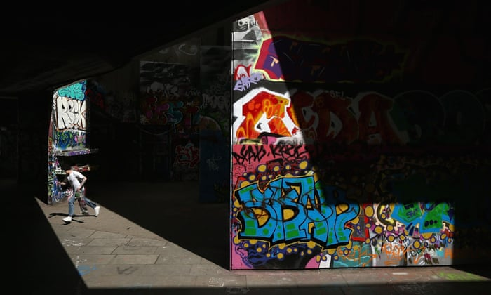 Is urban graffiti a force for good or evil? | Cities | The Guardian