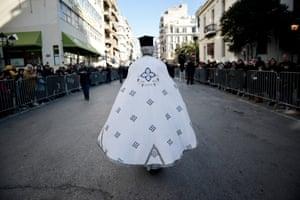 Epiphany celebrations in Thessaloniki, Greece