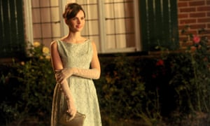 Felicity Jones as Jane Wilde in The Theory of Everything