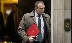 Ed Davey, Secretary of State for Energy and Climate Change, leaves Downing Street after a cabinet meeting on January 6, 2015 in London, England. The cabinet meeting was the first since the Christmas recess.