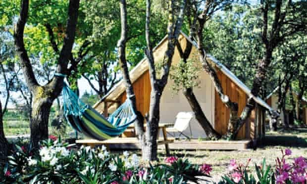 Lodges en Provence, France