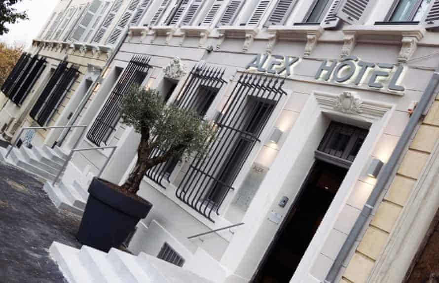 Hotel Alex, Marseille