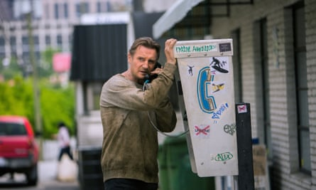 Taken 3 Review A Very Exhausted Set Of Skills Taken 3 The Guardian