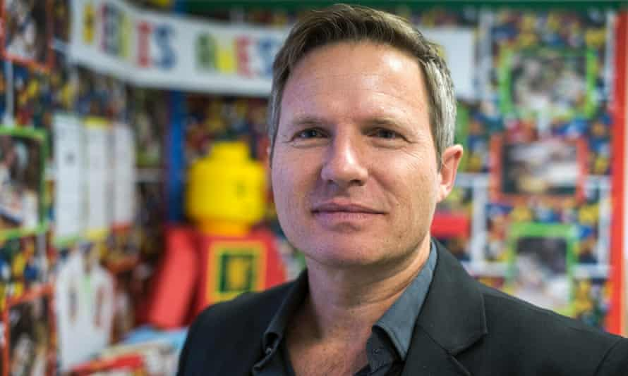 Rene Lydiksen, managing director of Lego Education Europe, hopes the MoreToMaths range will help pupils learn.