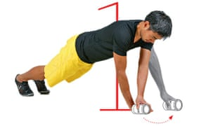 Exercise 1 tin can plank