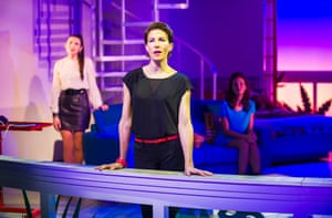 Tamsin Greig  in Women On The Verge Of A Nervous Breakdown, The Musical