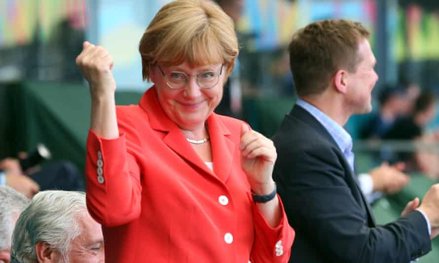 """There's nothing wrong with being ambitious"" and four more times Angela Merkel was absolutely right."