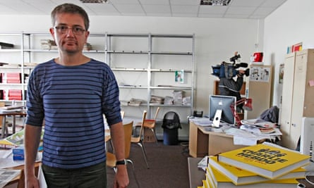 Charlie Hebdo's publisher, Stephane Charbonnier