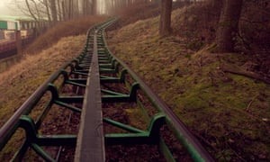 Ghost trains and forgotten Ferris wheels: abandoned theme