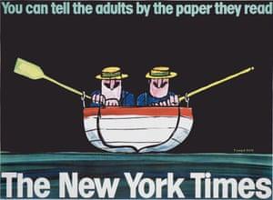 Tomi Ungerer New York Times, 1965