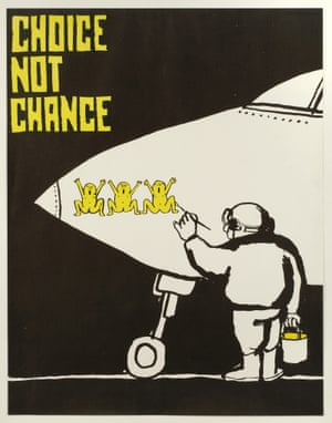 Tomi Ungerer Choice Not Chance, 1967