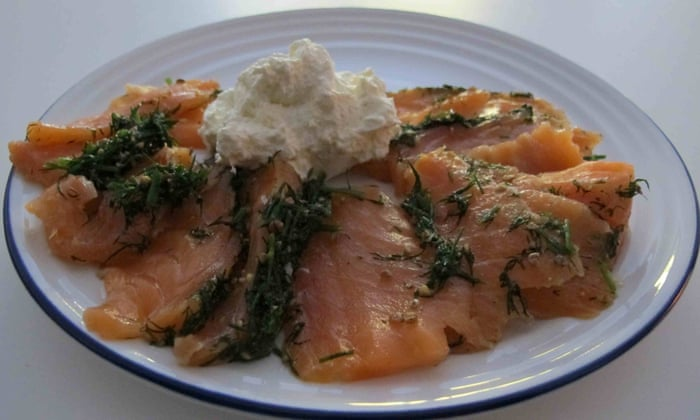 How to make the perfect gravadlax | Food | The Guardian
