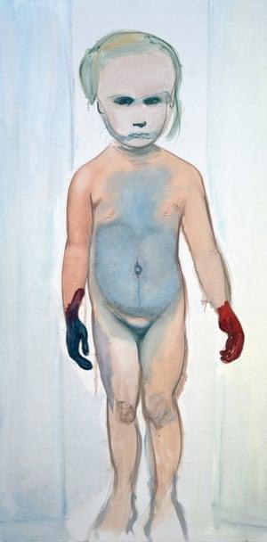 The Painter (1994) Marlene Dumas