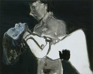 The Image as Burden (1993) Marlene Dumas
