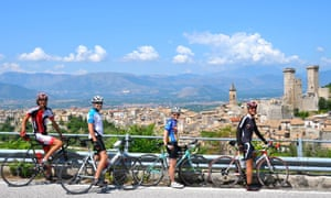 Ciclismo Classico cycling tour
