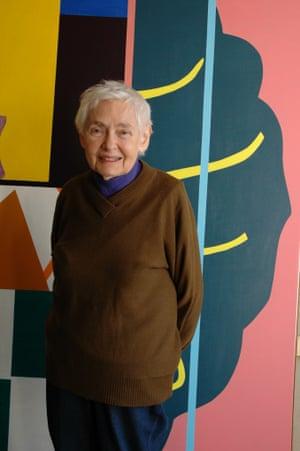 Shirley Jaffe