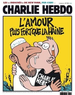 French satirical magazine Charlie Hebdo.