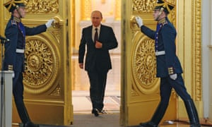 Vladimir Putin has ruled Russia for 15 years. Ria Novosti/Reuters