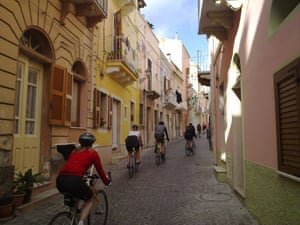 Skedaddle cycling holiday in Sardinia