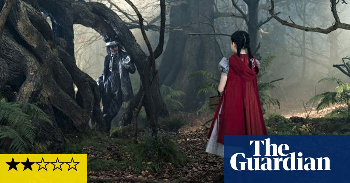 Into the Woods review – not even Meryl Streep can rescue this