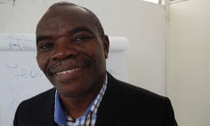 Pastor Clement Joseph, secretary general of Mission Sociale des Eglises Haitiennes (Miseh), a network of evangelical churches that works to promote peace and social cohesion.