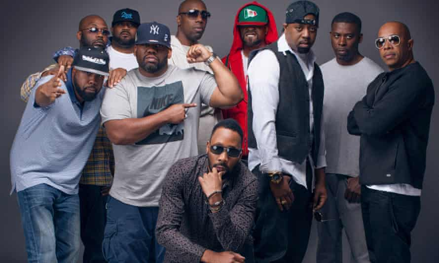 Rap group Wu-Tang Clan